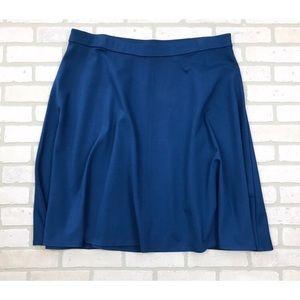 Lane Bryant Elastic Pull On A-Line Skirt 22/24